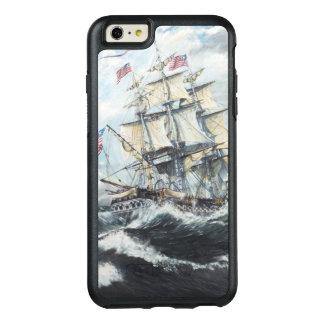 Têtes de constitution d'USS pour S.M. frégate Coque OtterBox iPhone 6 Et 6s Plus
