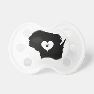 Tétine Amour du Wisconsin