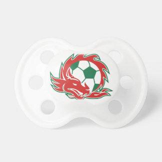 Tétine Ballon de football de dragon de Gallois