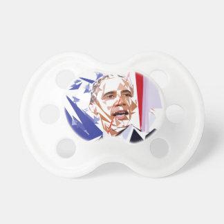 Tétine Barack Obama