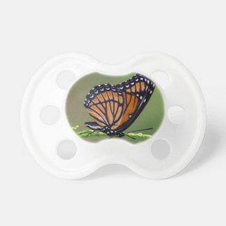 Tétine Beauté de papillon de monarque