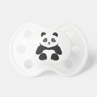 Tétine Bel ours panda