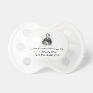 Tétine Blanc Lafitte de José Silvestre