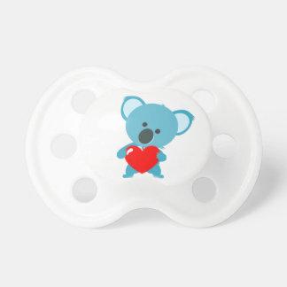 Tétine BooginHead® petit koala au grand coeur