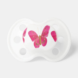 Tétine butterfly soother