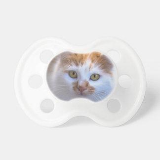 Tétine chat