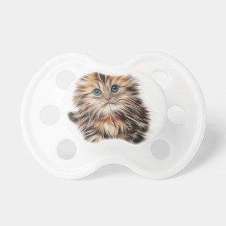 Tétine chaton