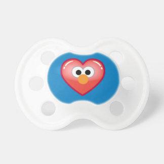 Tétine Coeur d'Elmo