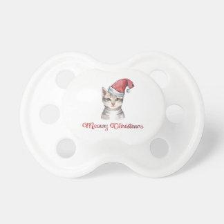 Tétine Conception de Noël de Meowy pour des amoureux de