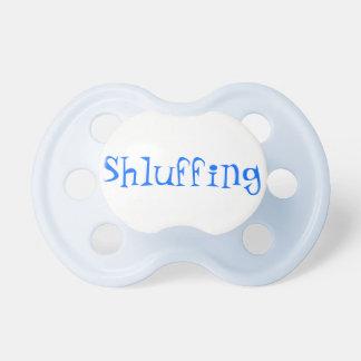 Tétine de bébé de Shluffing