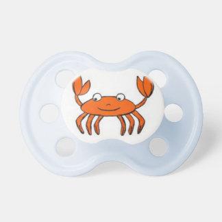 tétine de crabe