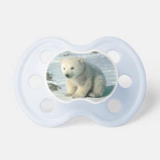 Tétine de CUB d'ours blanc