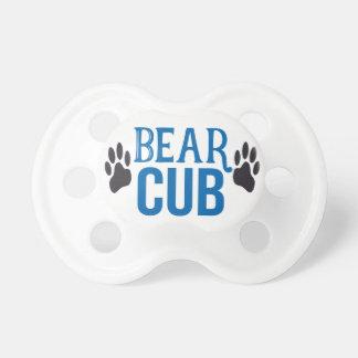 Tétine de CUB d'ours de bébé
