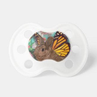Tétine de lapin de papillon