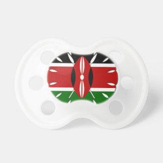 Tétine Drapeau de Kenyan de Jambo