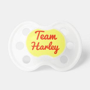 Tétine Équipe Harley
