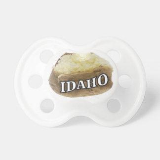 Tétine Étiquette de pomme de terre de l'Idaho