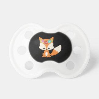 Tétine Fox d'automne de Boho