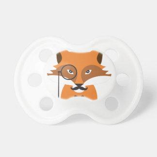 Tétine Fox orange