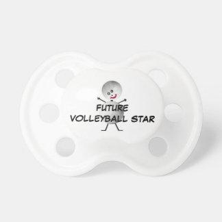Tétine Future étoile de volleyball