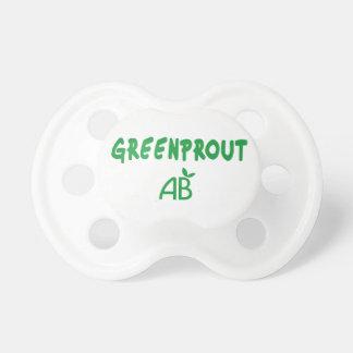 Tétine Greenprout écologique