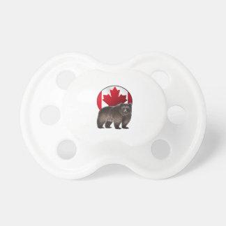 Tétine Habitat canadien