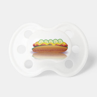 Tétine hot-dog