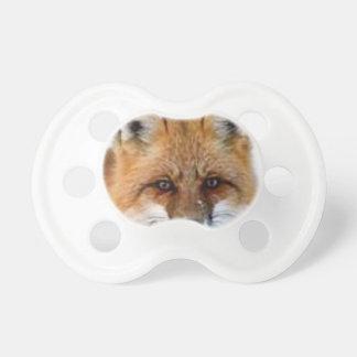 Tétine image de fantaisie de renard
