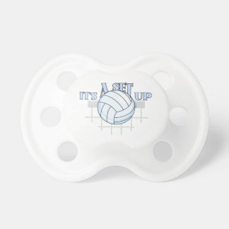 Tétine Installation de volleyball