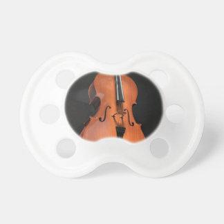 Tétine Instrument ficelé par ficelles en bois