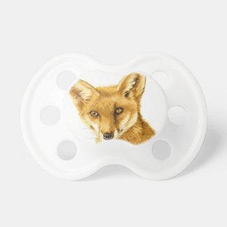 Tétine La vie sauvage rouge britannique de Fox