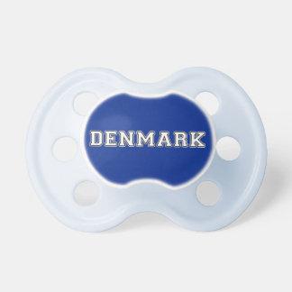 Tétine Le Danemark