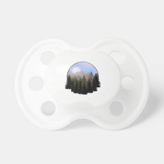 Tétine Le globe de la nature