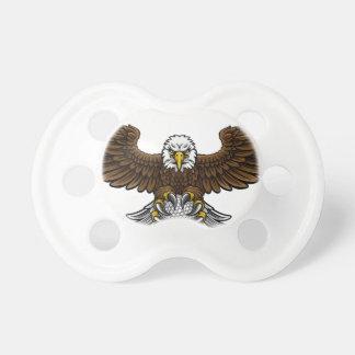 Tétine Le golf d'Eagle folâtre la mascotte