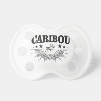 Tétine logo de tasse de caribou