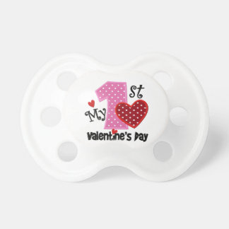 Tétine Ma première Saint-Valentin