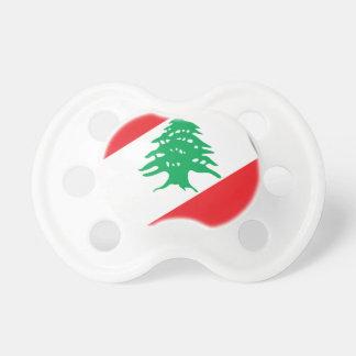 Tétine manteau d'emblème de شعارلبنان des bras libanais