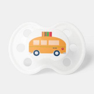 Tétine Or d'autobus de conception