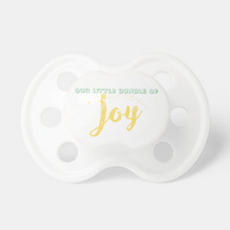Tétine Paquet de joie