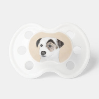 Tétine Pasteur Jack Russell Terrier
