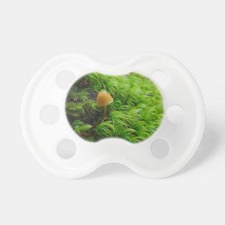 Tétine Petit champignon minuscule