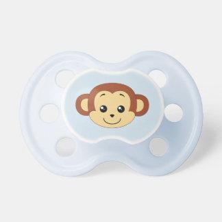 Tétine Petit visage de singe