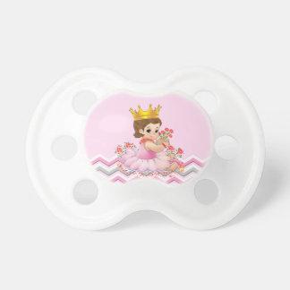Tétine Petite princesse adorable Pacifier