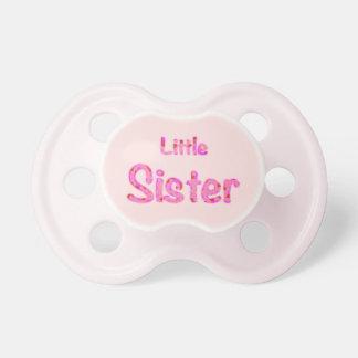 Tétine Petite soeur Binky