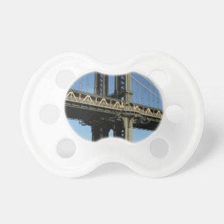 Tétine Pont New York Manhattan Brooklyn
