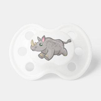 Tétine Rhinocéros de bébé