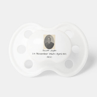 Tétine Scott Joplin