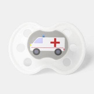 Tétine Simulacre d'ambulance