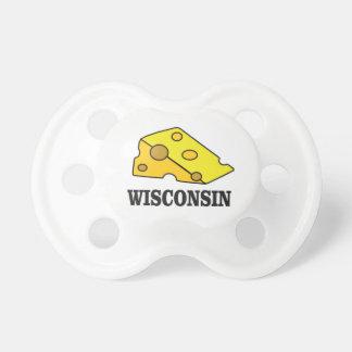 Tétine Tête de fromage du Wisconsin