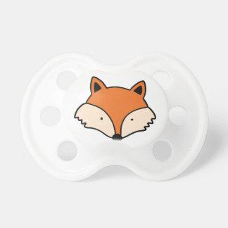 Tétine Tête simple de renard